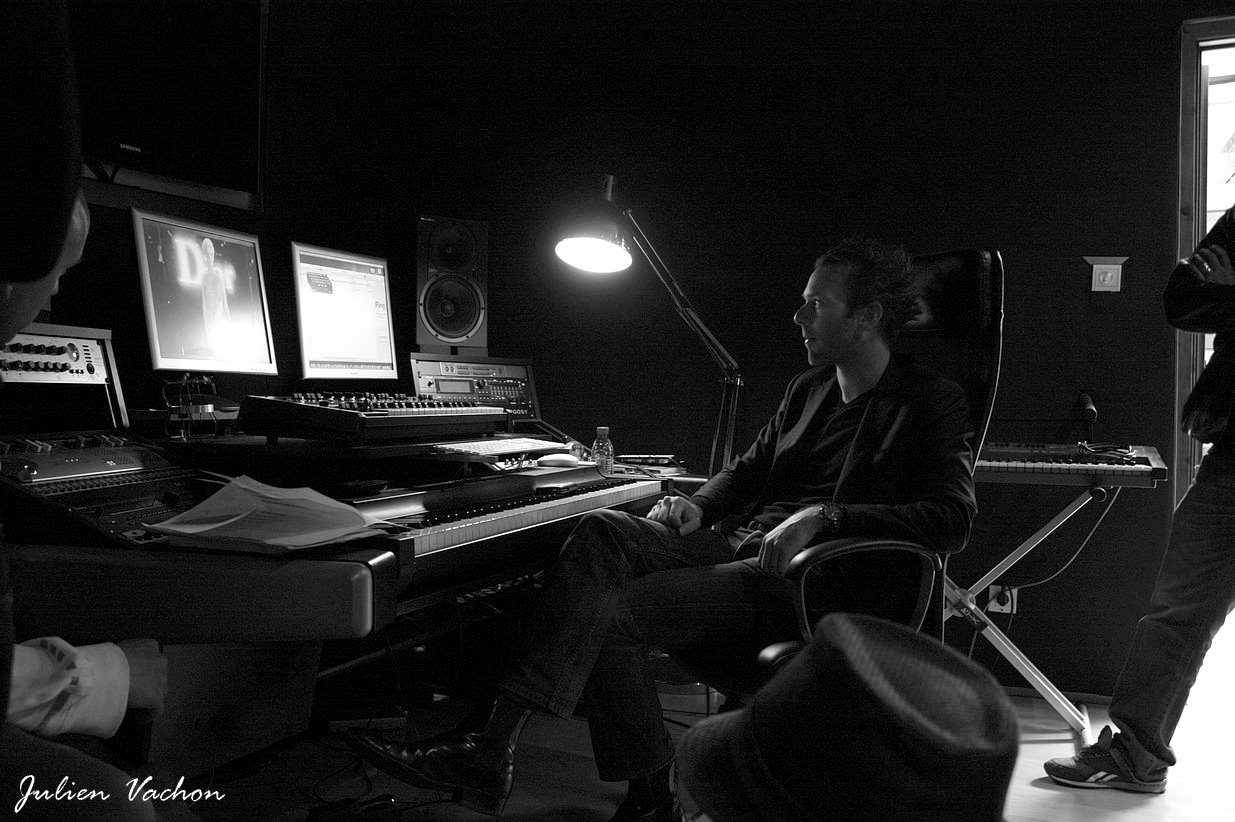 Brice Davoli @ Studio Oméga
