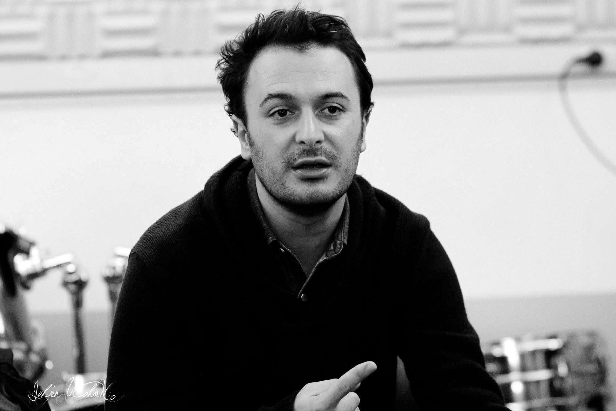 Alex Nebout – East West / Warner Music France