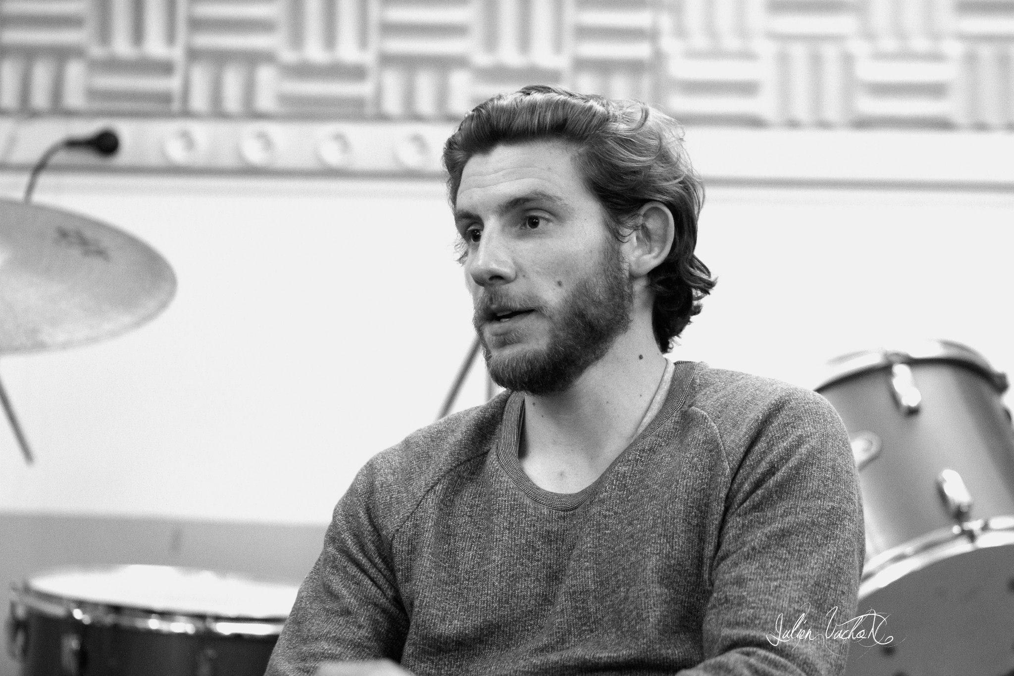 Loïc Bony – Columbia / Sony Music France
