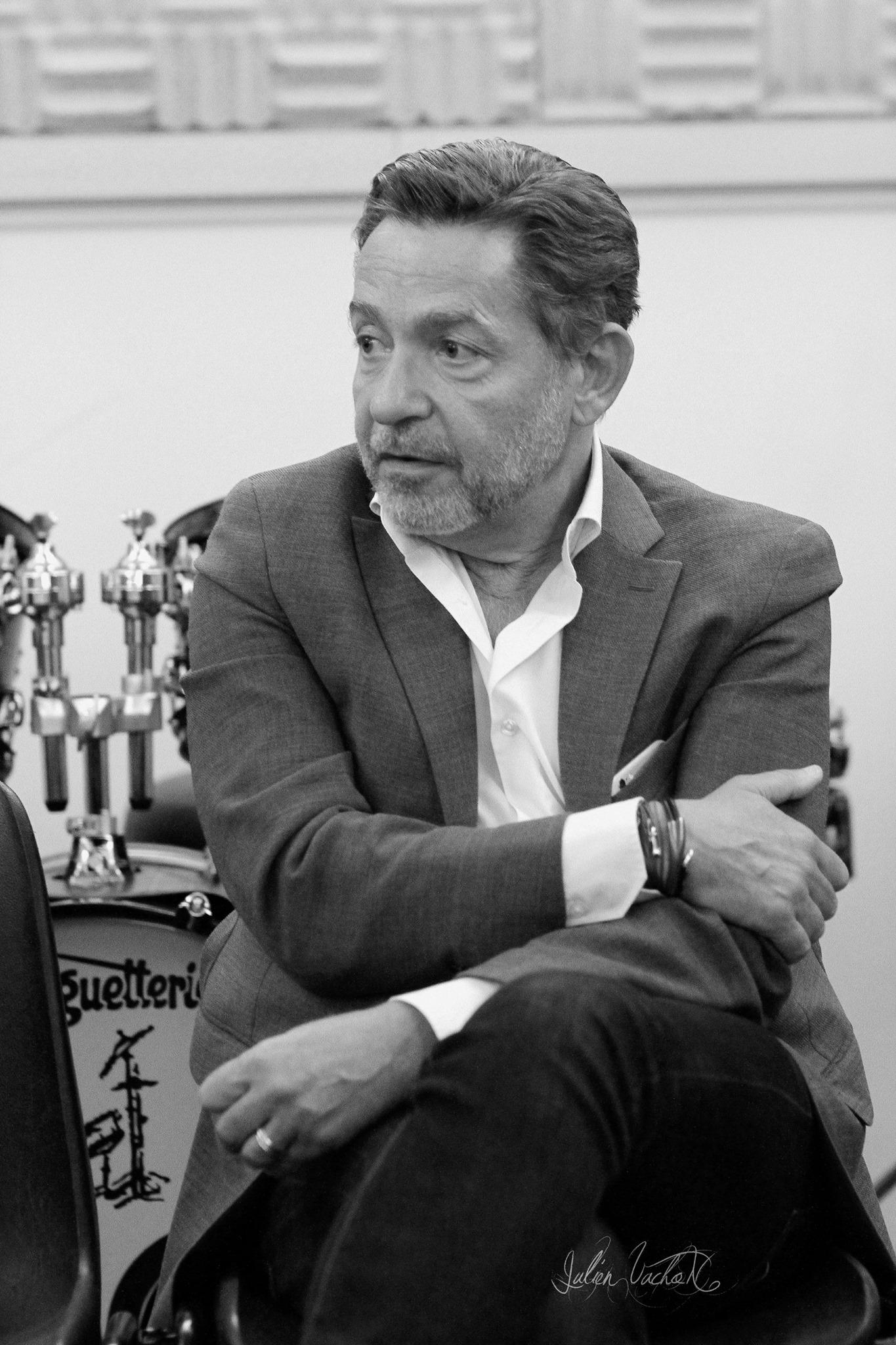 Olivier Gluzman – Les Visiteurs du Soir