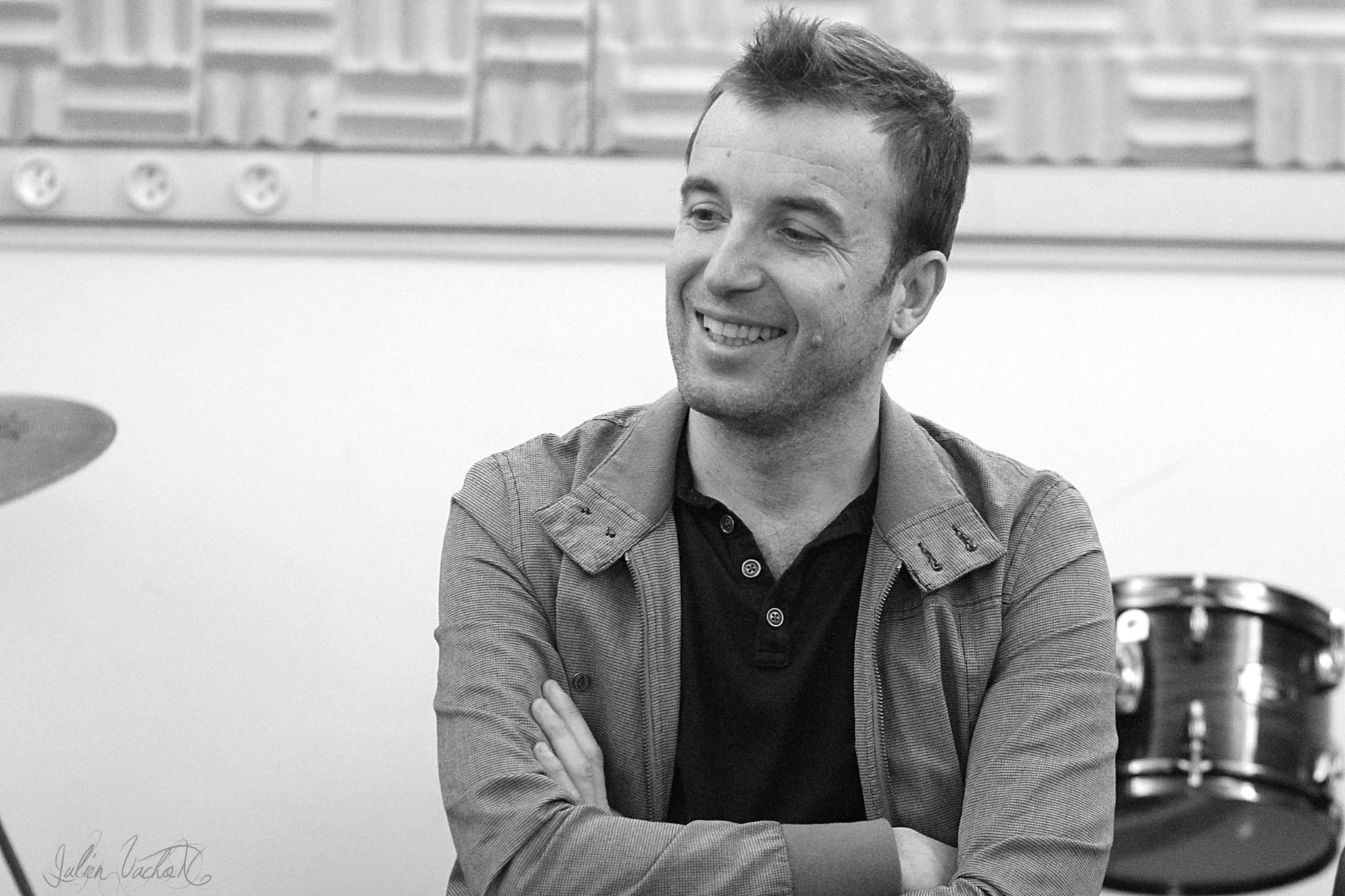 Christophe Crénel - Animateur - Mouv' / Radio France
