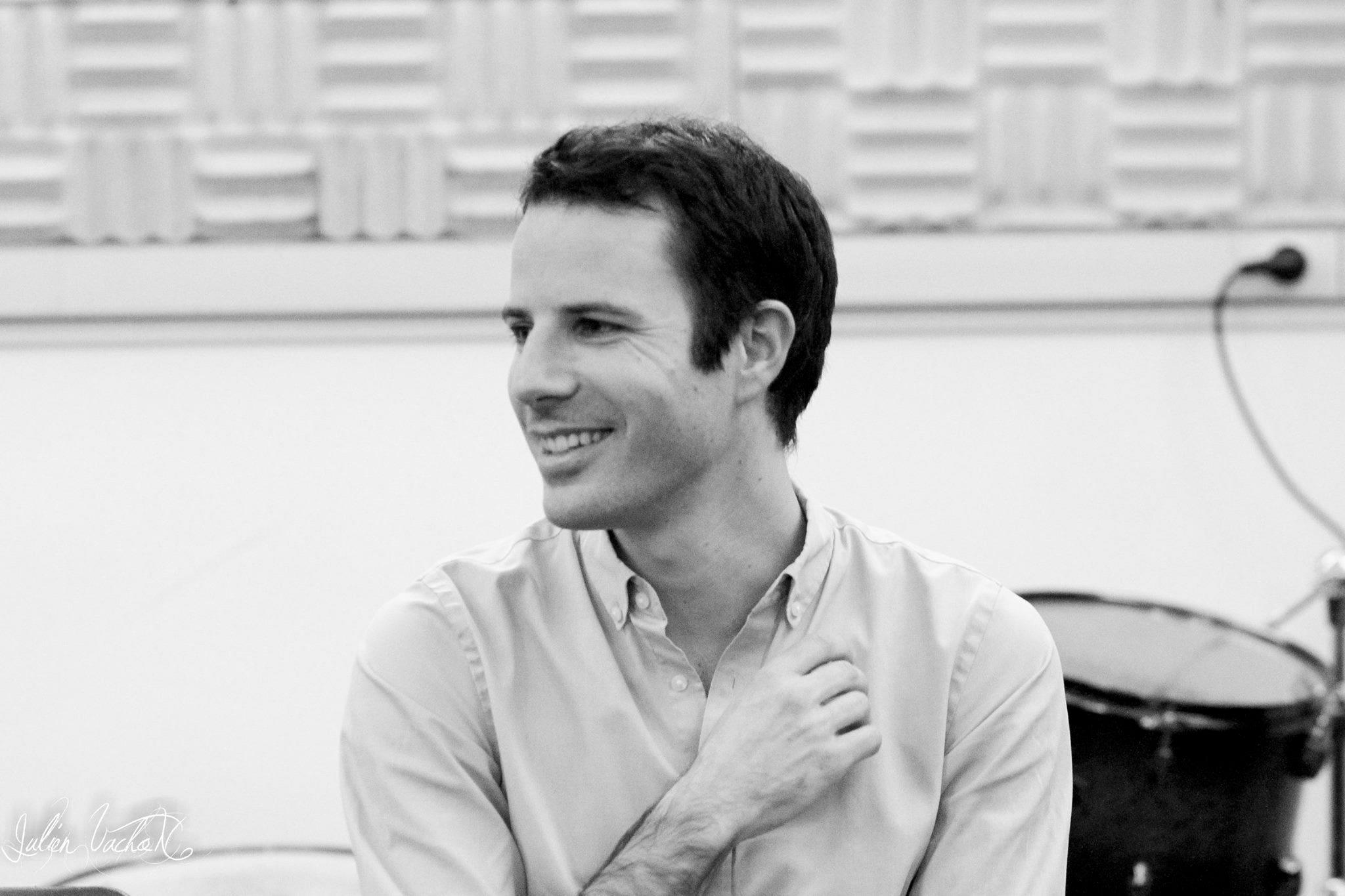 Julien Trollet - Manager de Mademoiselle K