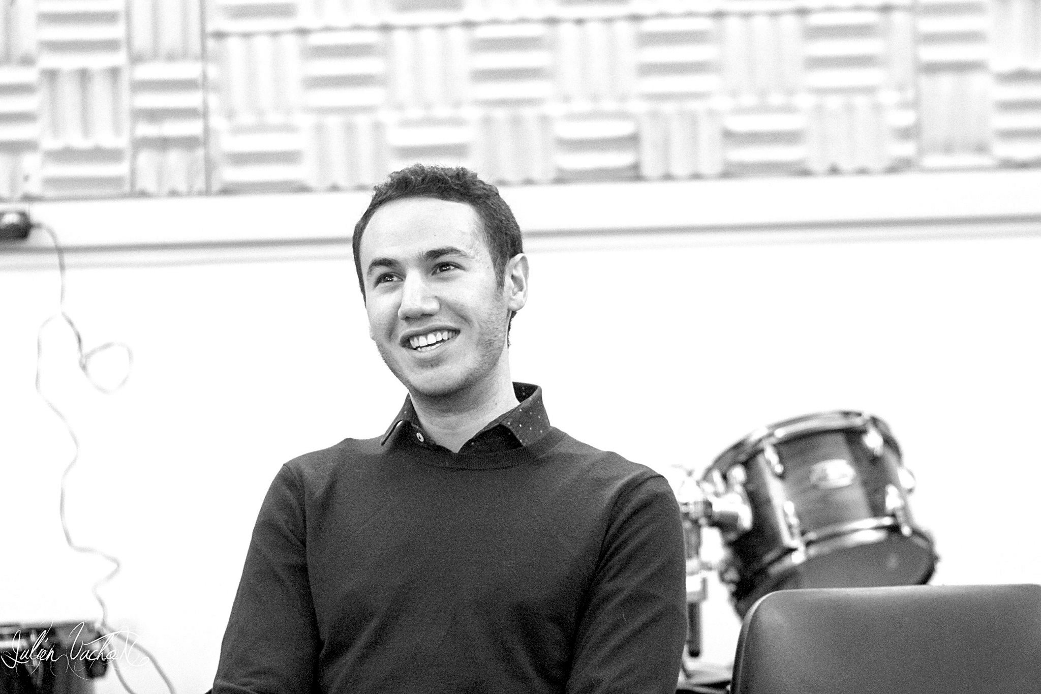 Omar Errais – Directeur Artistique Goom