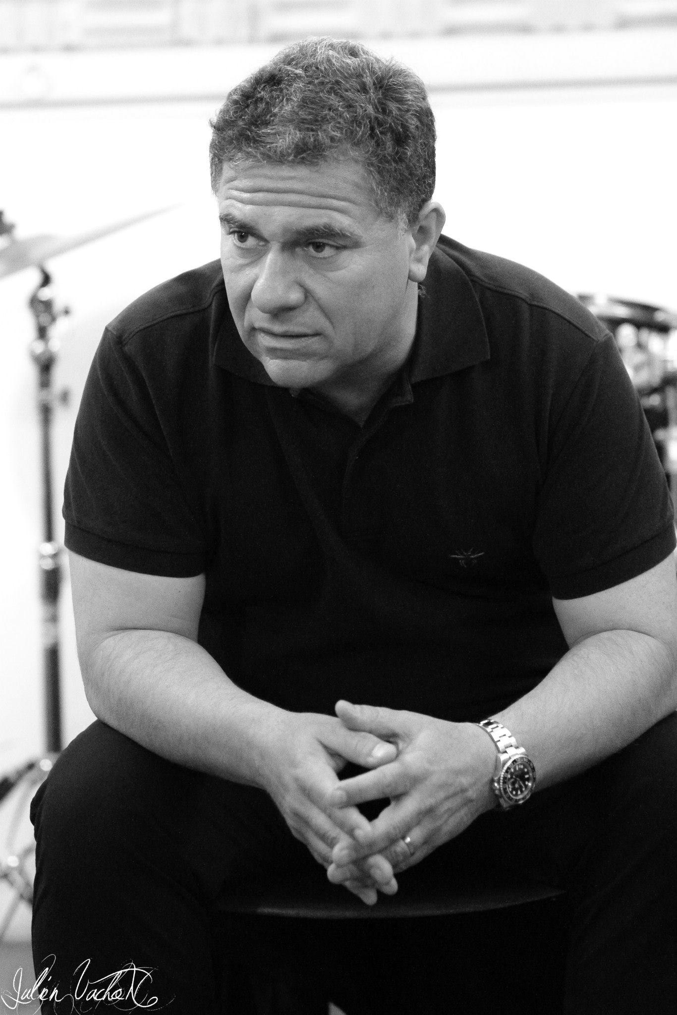 Thierry Chassagne – Président de Warner Music France