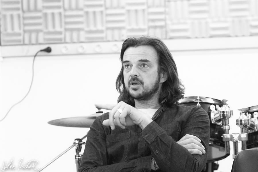 Laurent Thessier – Alcaline