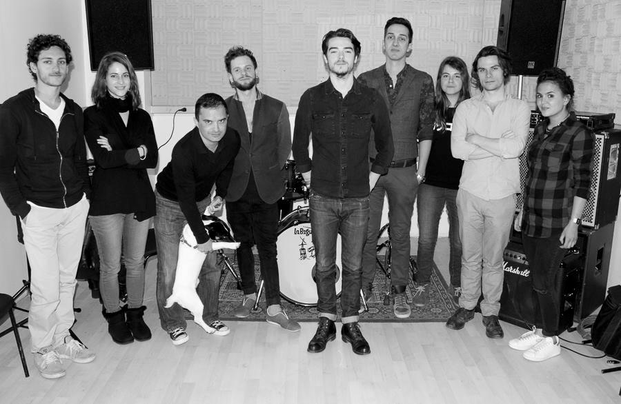 Tom Le Bourhis – Universal Music Publishing France