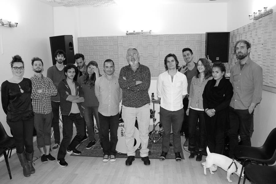Jacques Sanjuan - Universal Music Publishing France