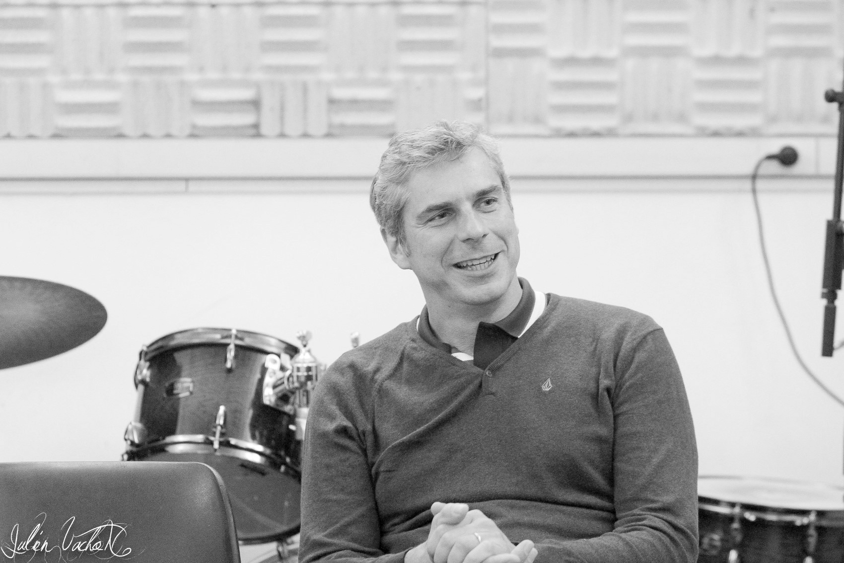 Marc Wibaux – Warner Music France