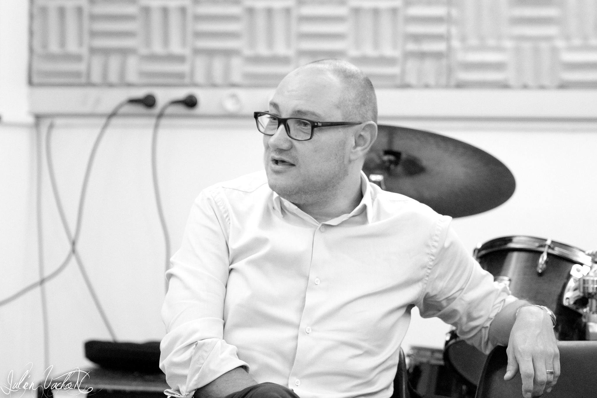 Eric Sorek – France Bleu / Radio France