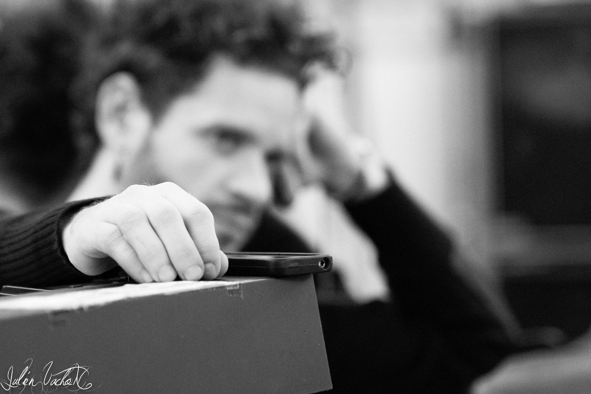 Nicolas Pflug – Blue Note / Universal Music France