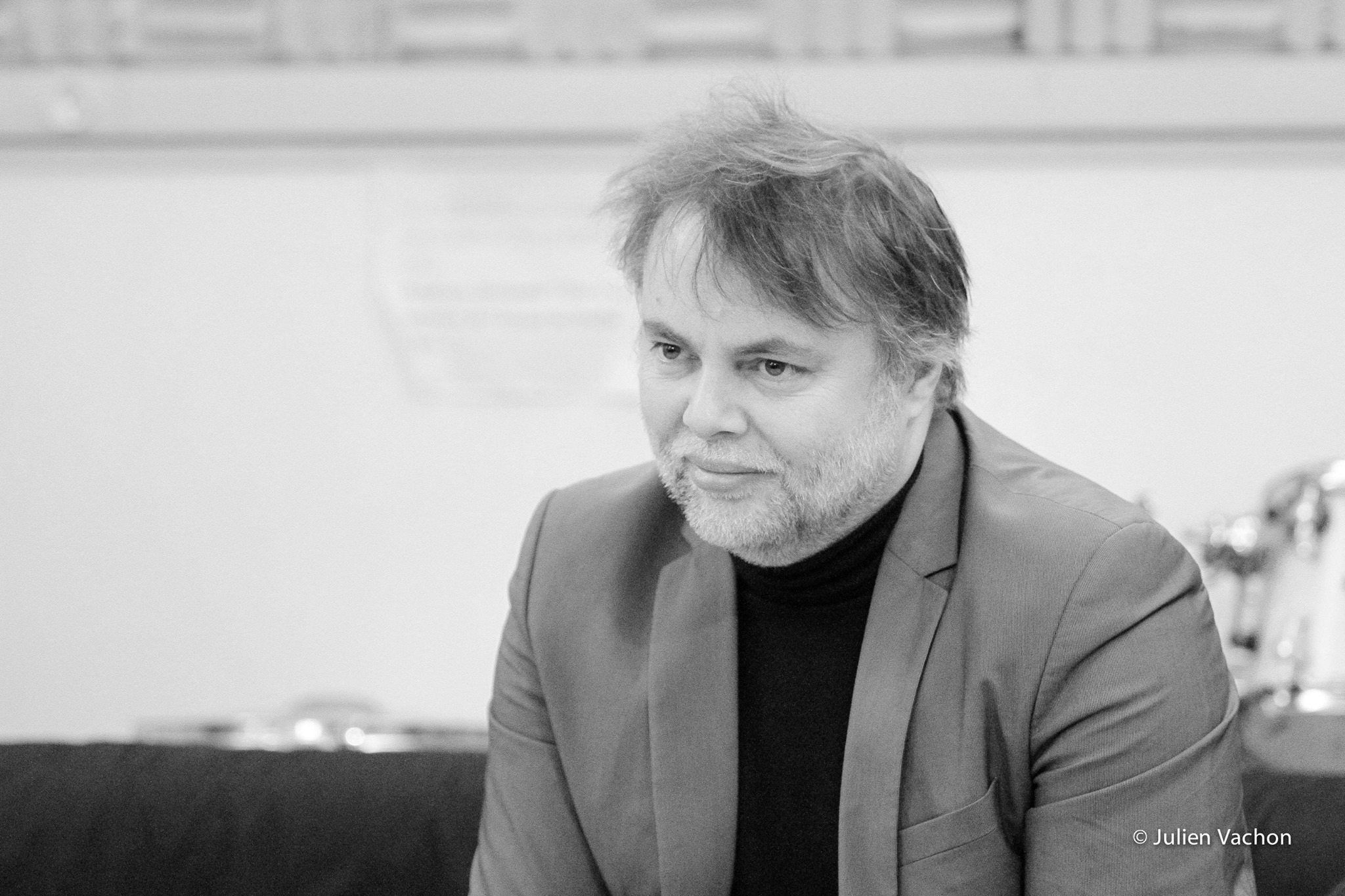 Eric Françaix – RFI