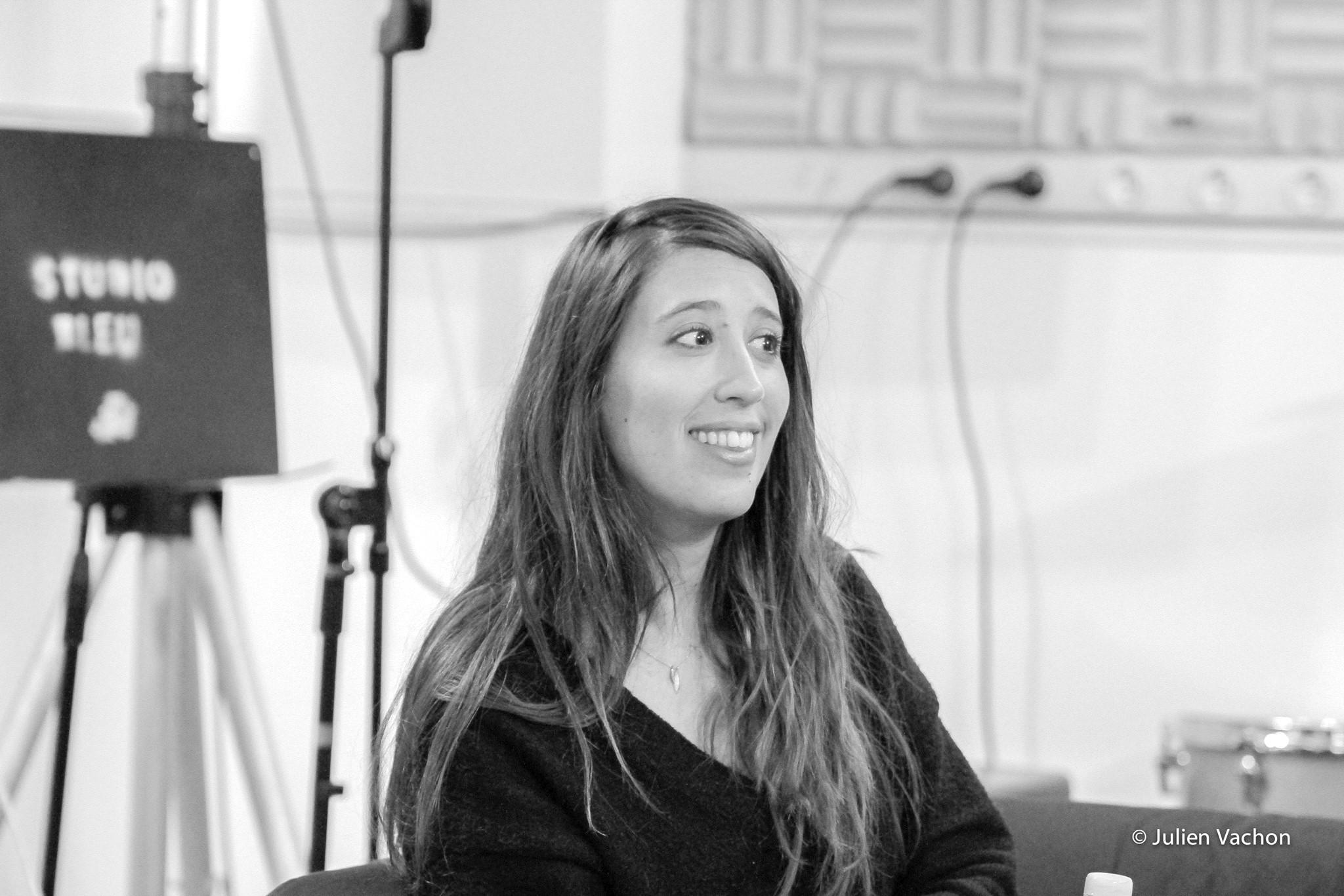 Elodie Courtel – Because Music