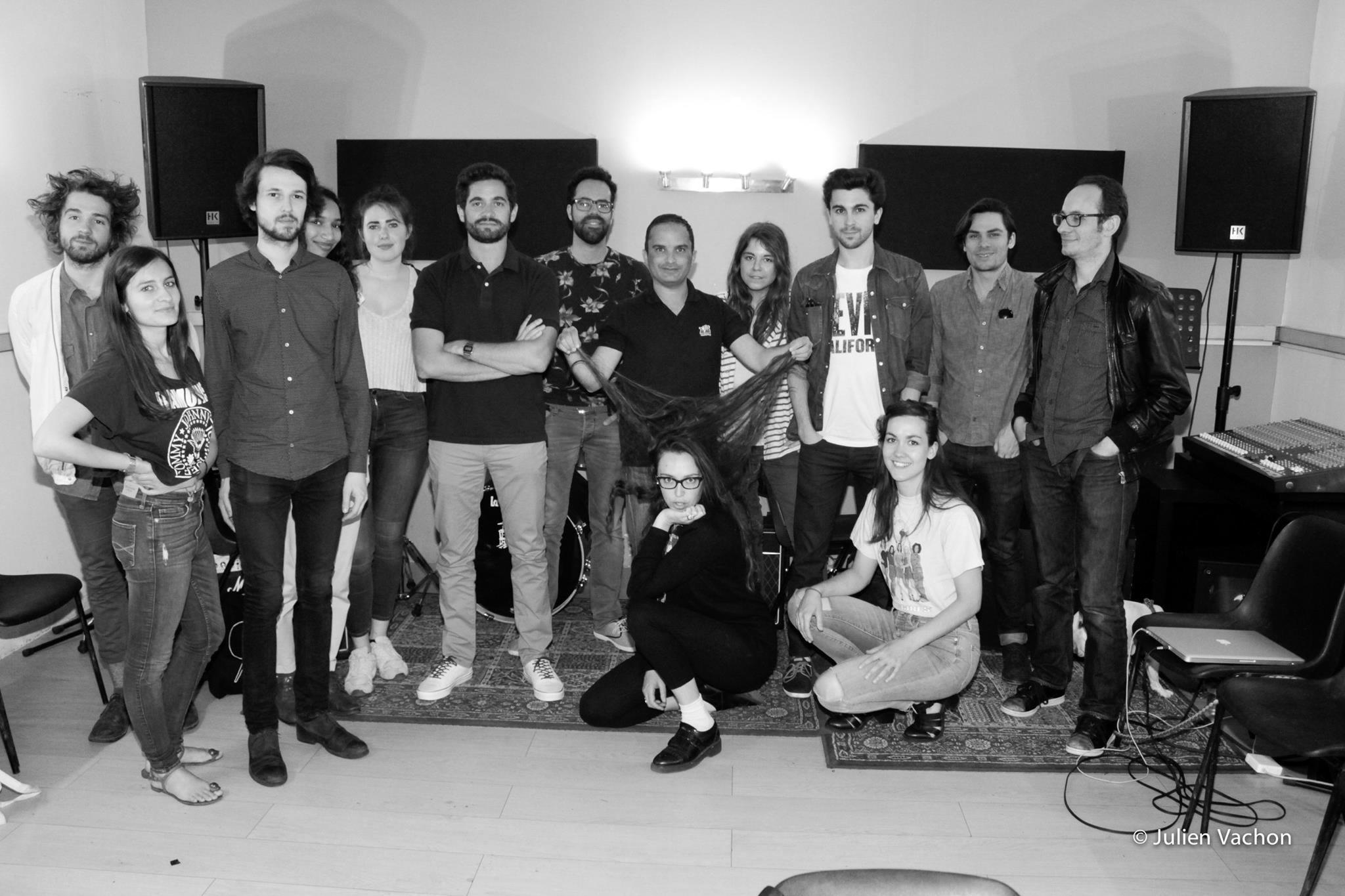 Anthony Audebert – Sony Music France