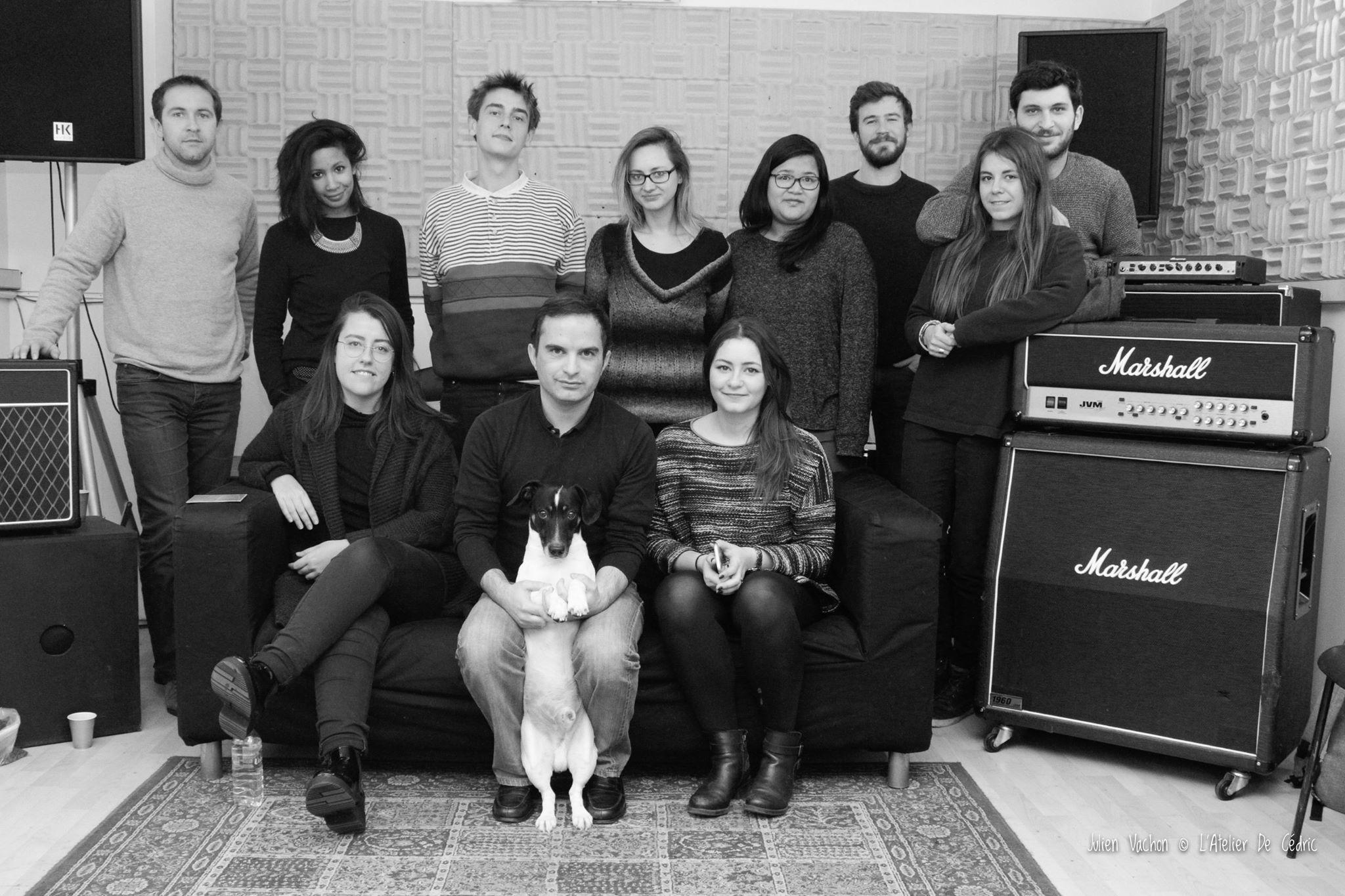 Armonie Bensoussan - Armonie Loves Music
