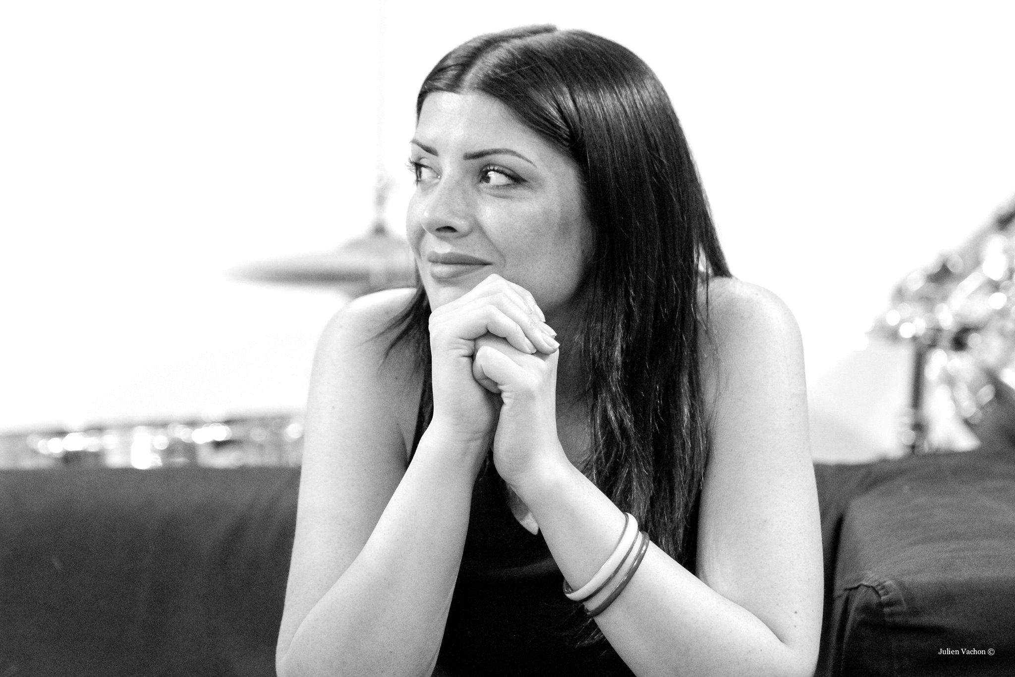 Géraldine Mc Carron - Mouv' / Radio France