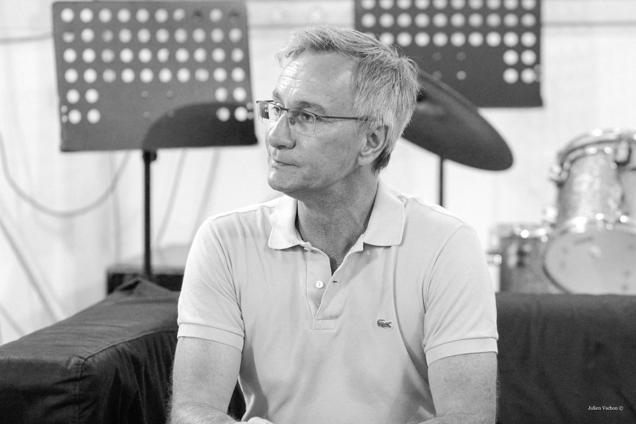 Laurent Petitguillaume - France Bleu Paris / Radio France