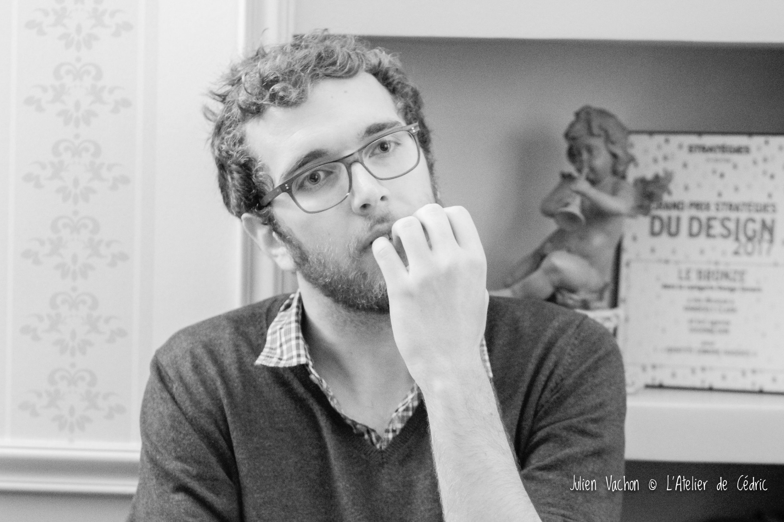Charles Binick - Les Inrockuptibles