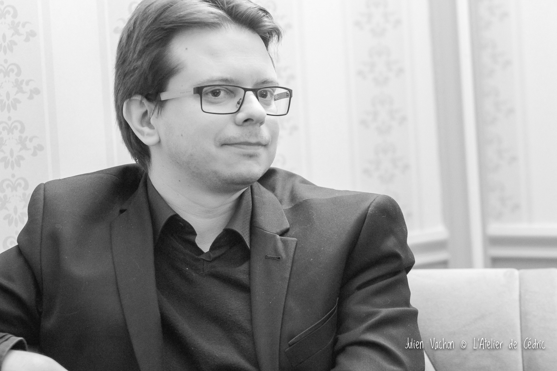 Julien Guicherd  - RMN La Bretagne en Musique