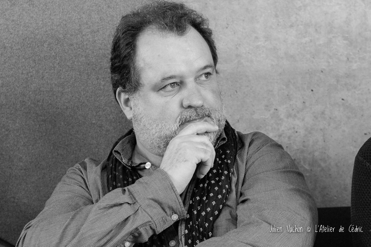François Alquier - Journaliste culturel, Auteur, Blogueur