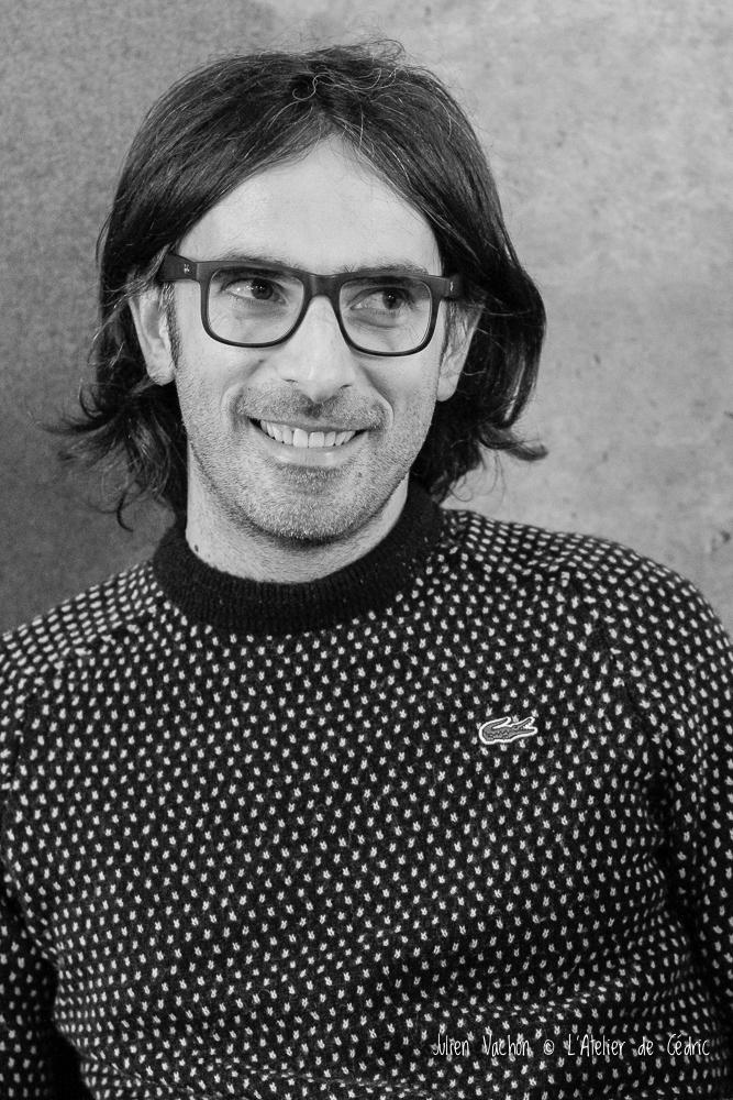 Arnaud Jamin - France Inter / Radio France