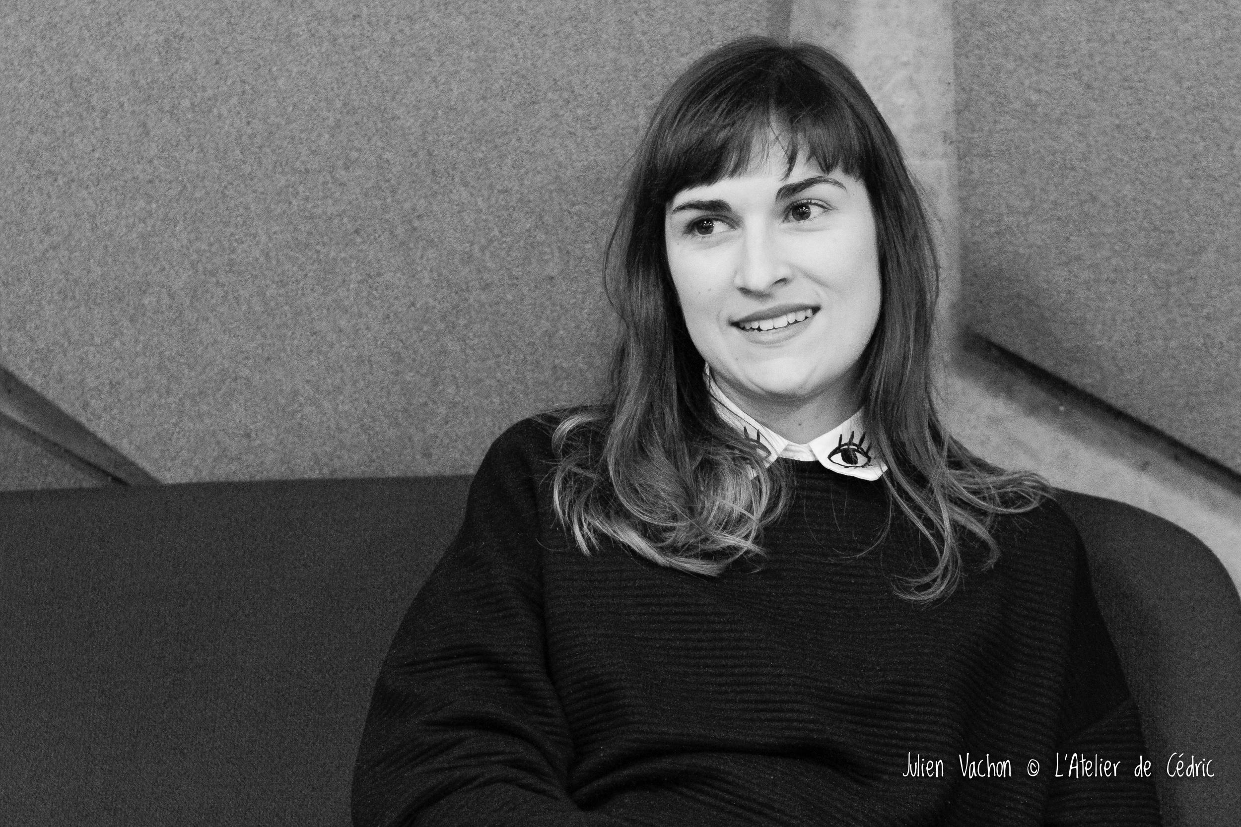 Laureen Arnou-Sanchez @ HRCLS