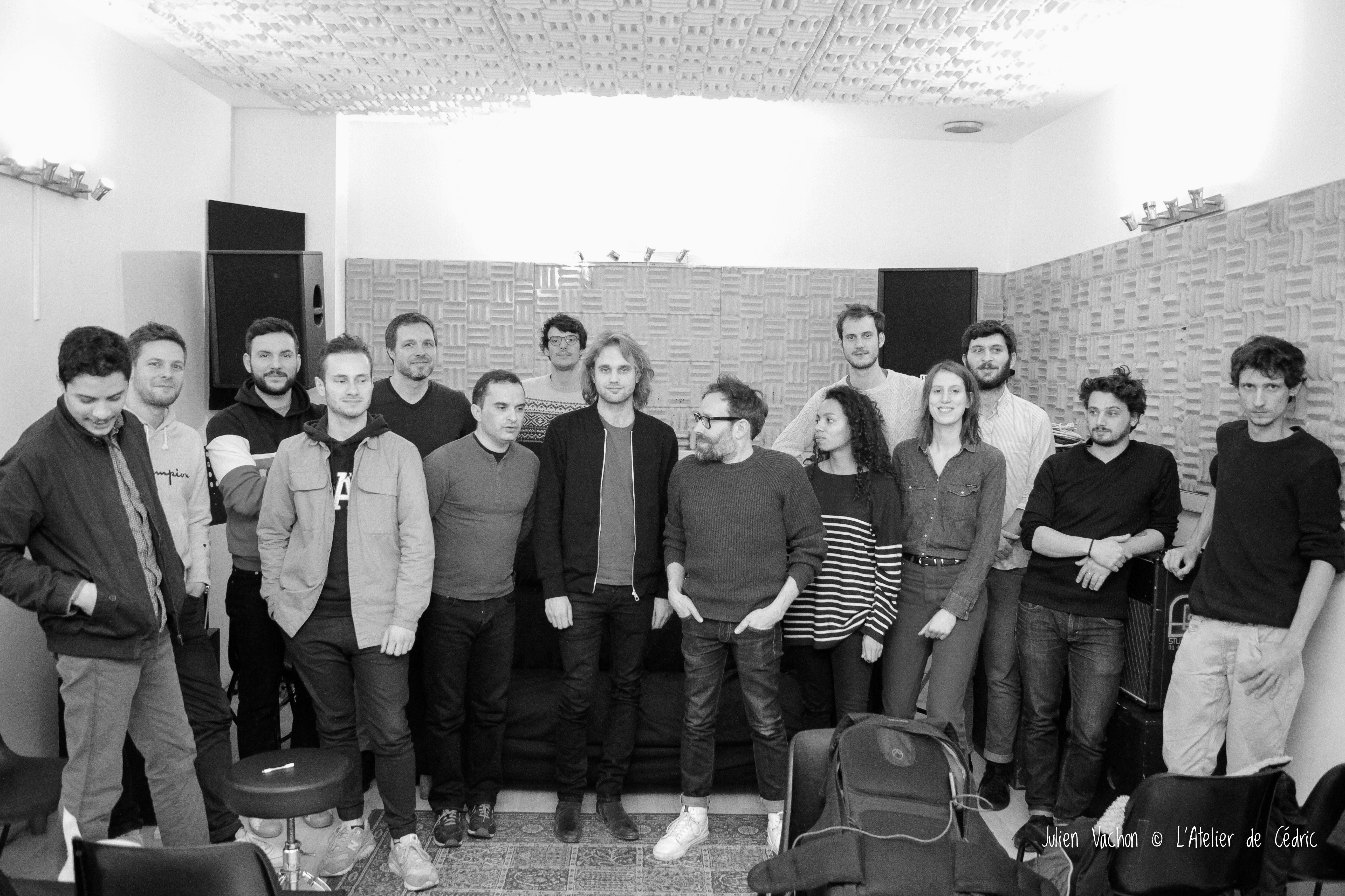 Thibaut Barbillon - Musicien/Compositeur