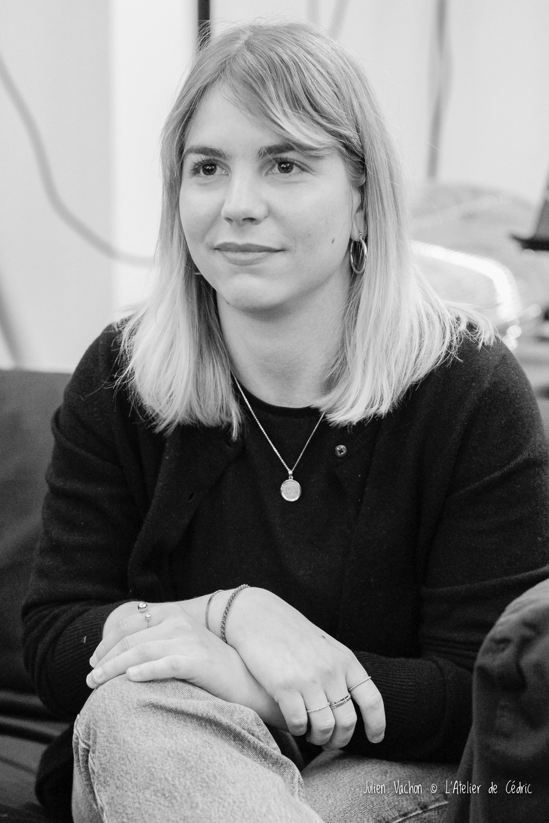 Clémence Azoulay - Etendard
