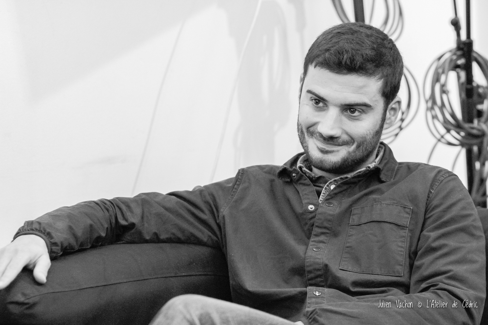 Jeremy Govciyan - Make The Link