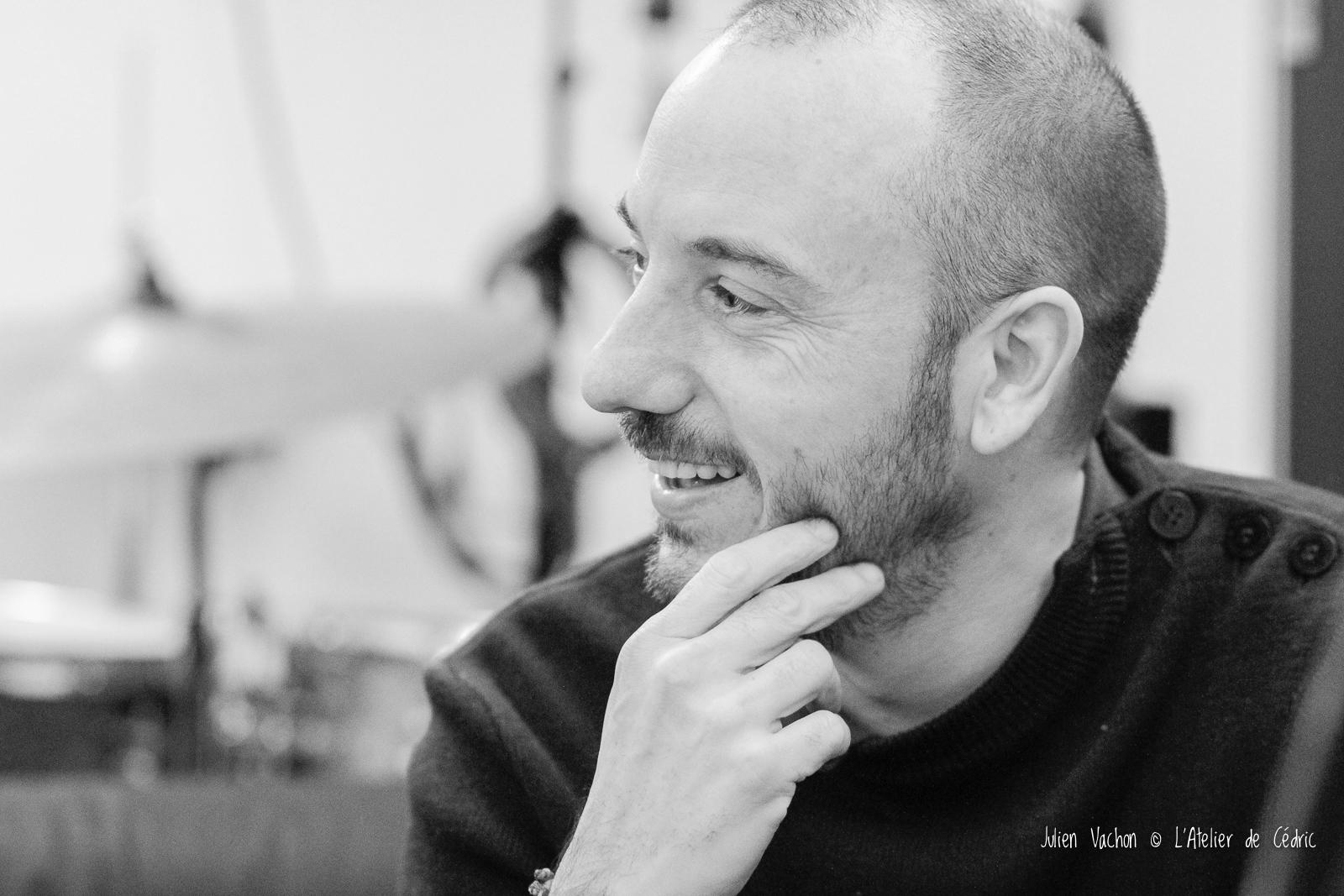Stéphane Claverie - Bleu Citron Productions