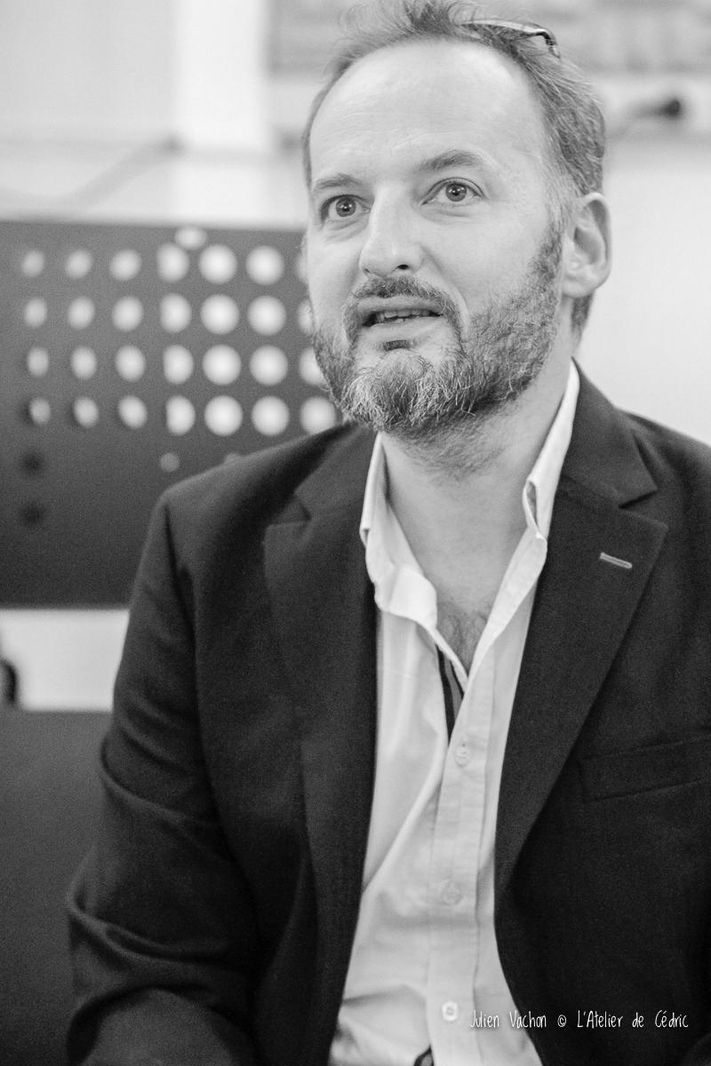 Joël Ronez - Binge Audio