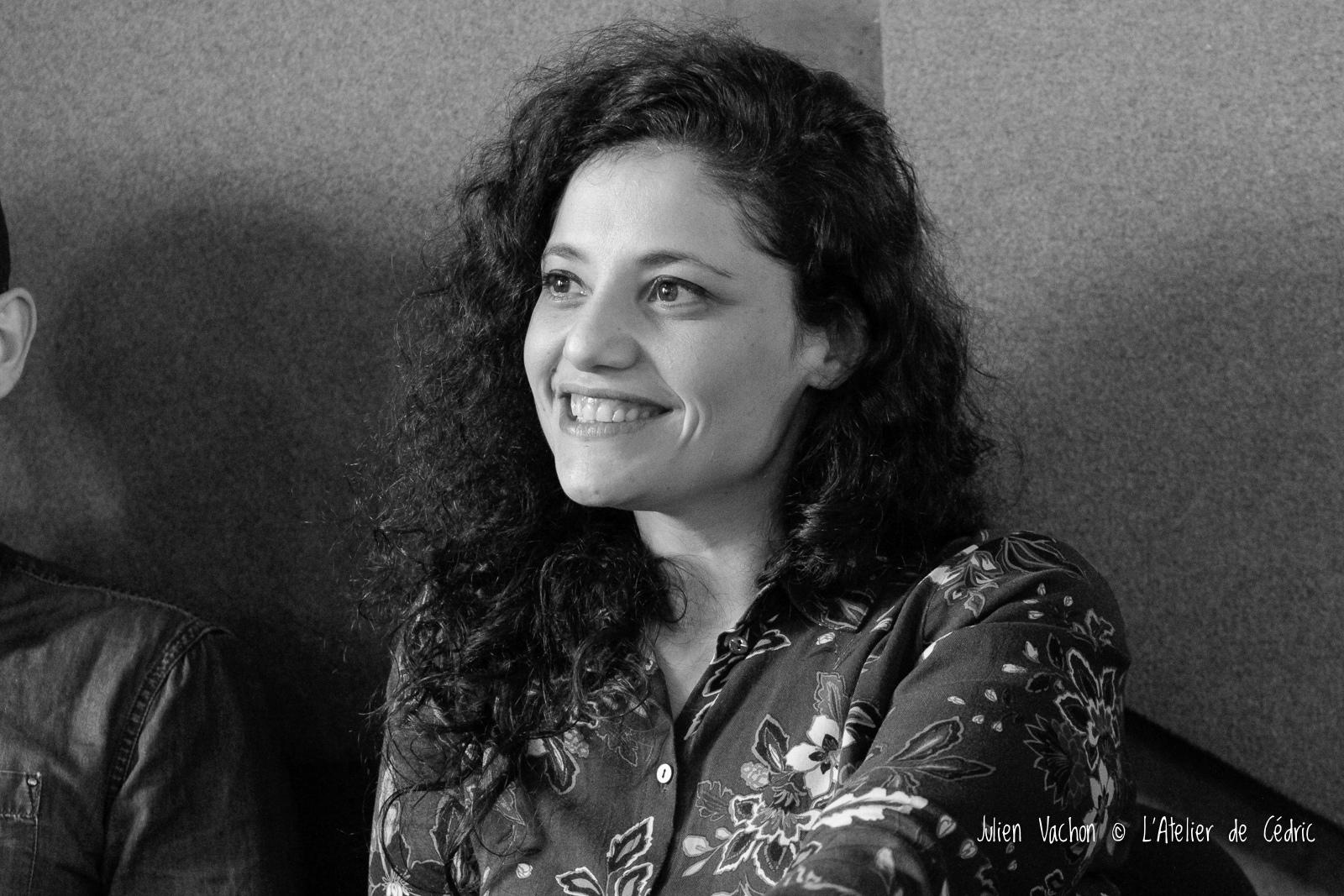 Leila Khadouche - Rising Bird Music