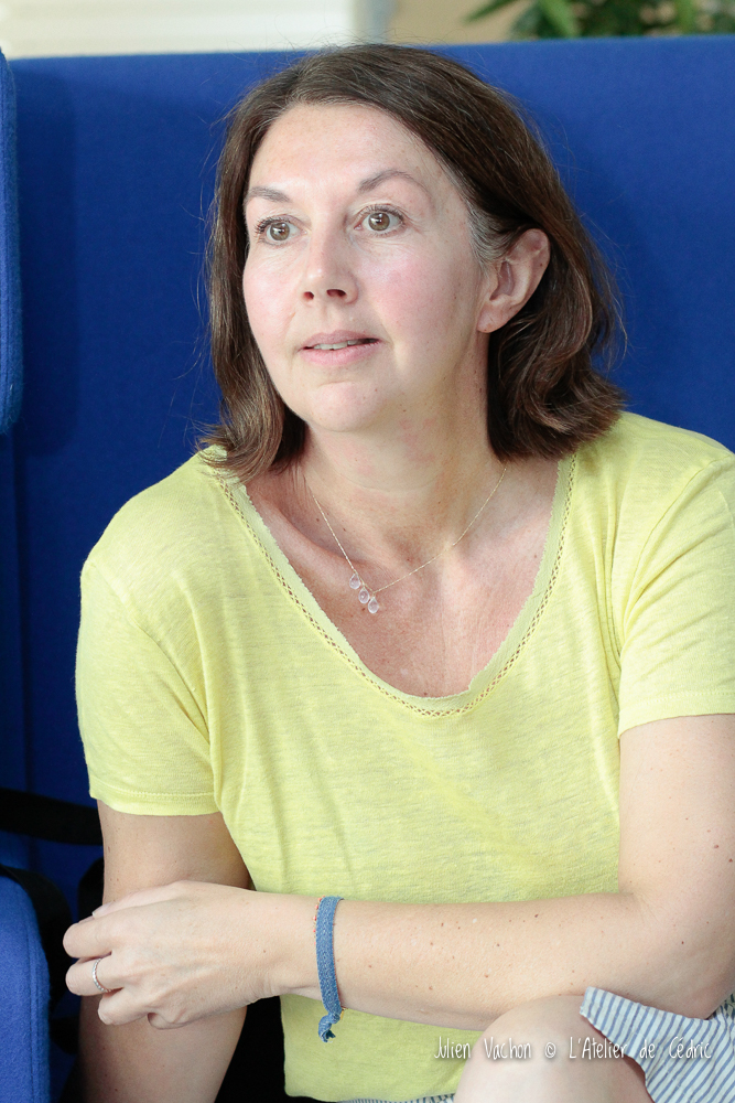 Valérie Albert - Warner Sync France