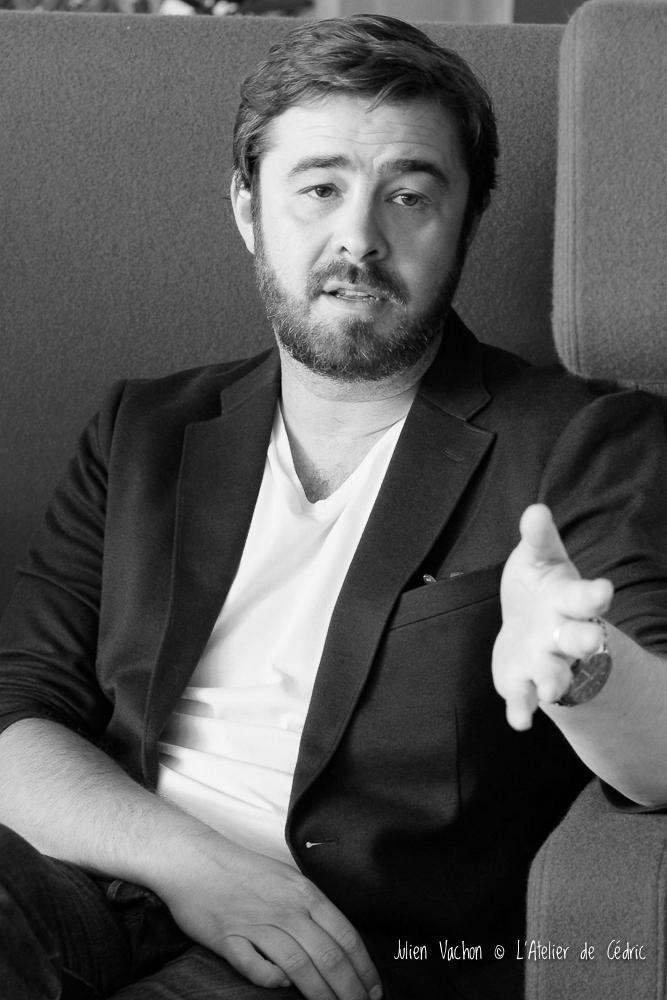 Alexandre Larue - Parlophone / Warner Music France