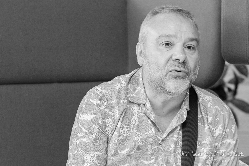 José Tavares - Programmateur, manager
