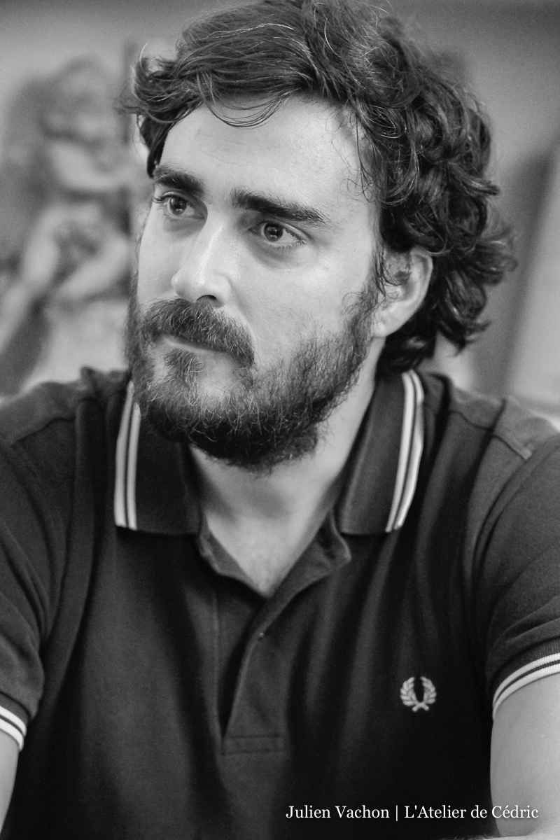Yann Bertrand - France Info / Radio France