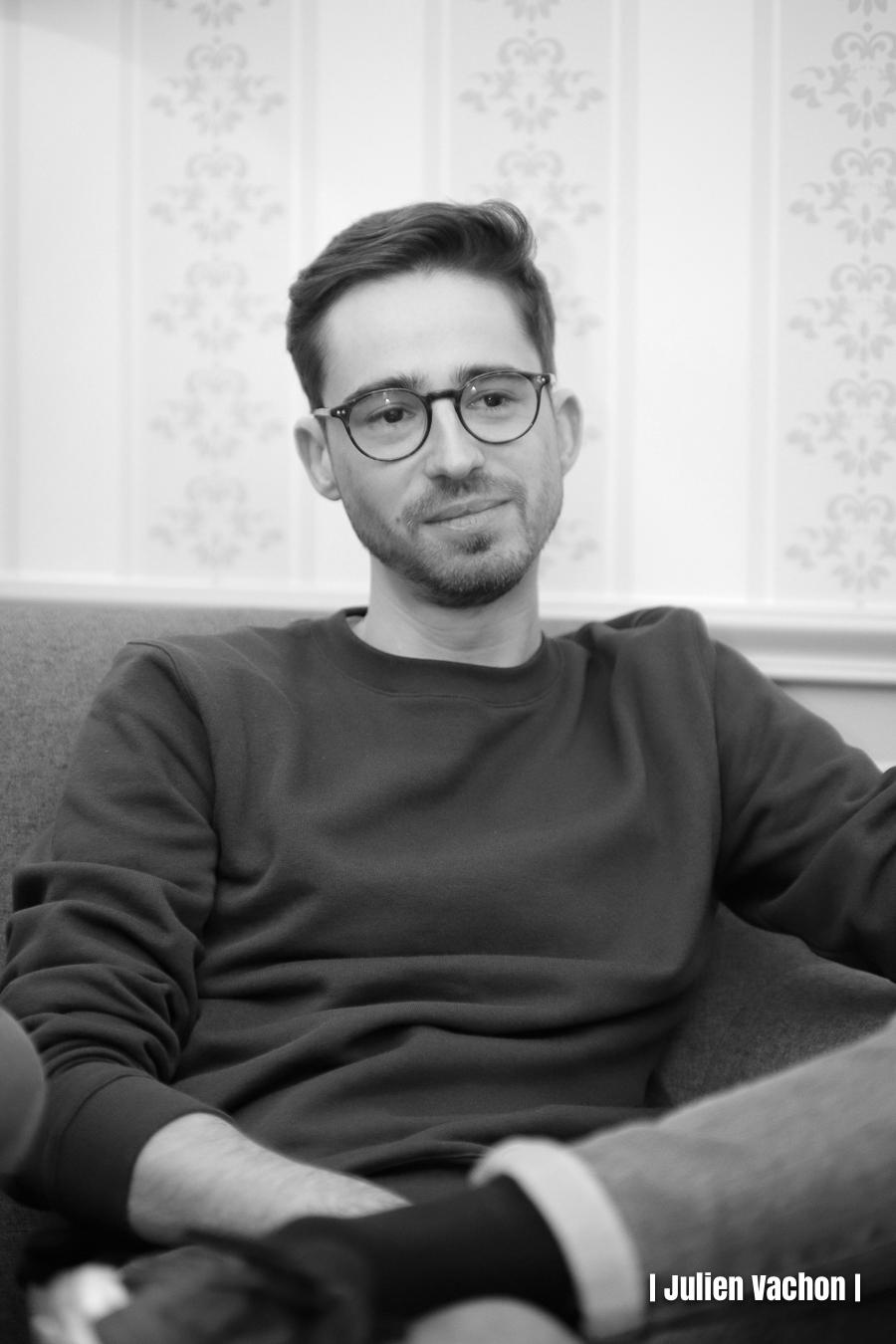 Florian Perraudin - Backpackerz