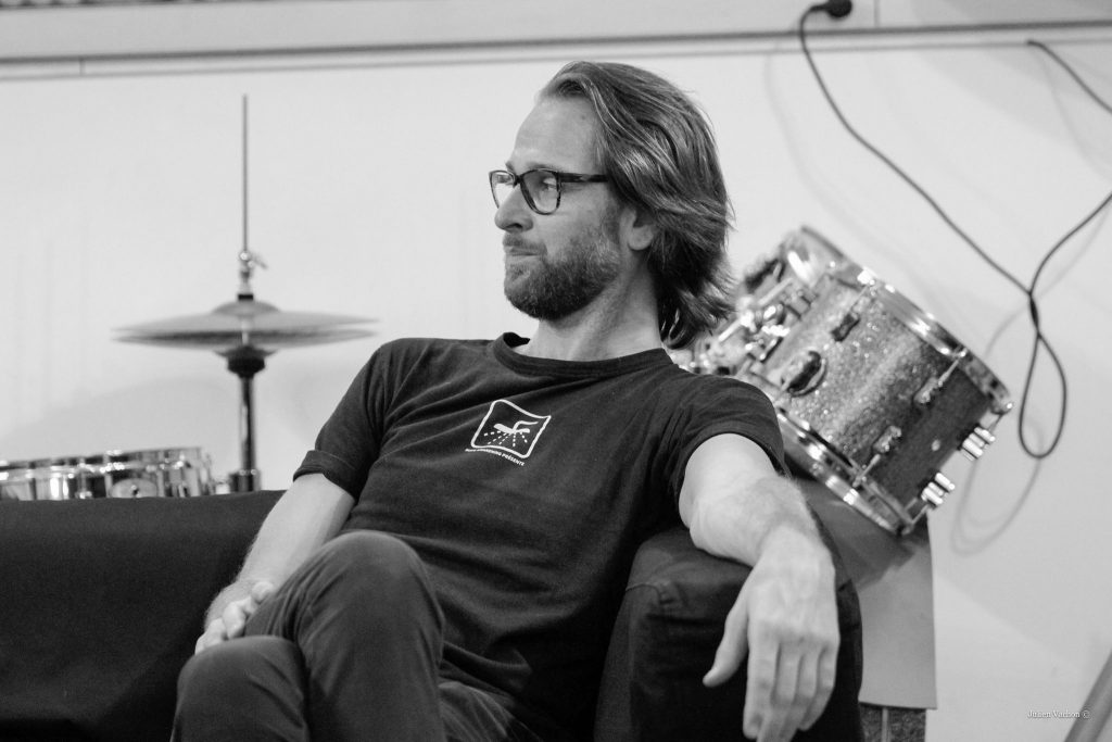Olivier Pellerin – Directeur Olipe / Curateur WeWantSounds