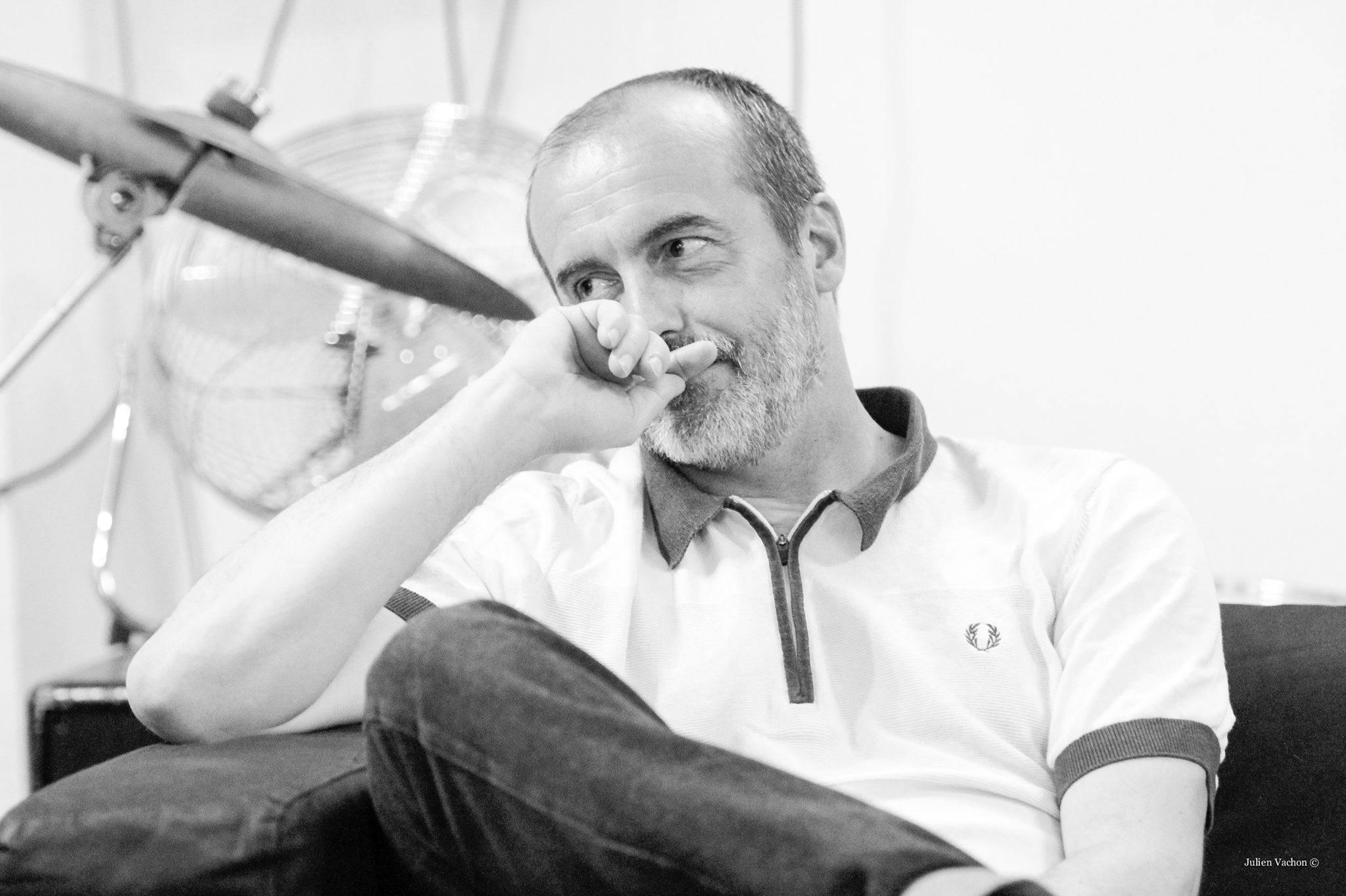 Sébastien Faravel - Directeur Promotion & PR Because Music