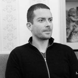 Benjamin Savignoni - Mastering engineer Translab Mastering Studio - Paris