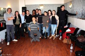 L'Atelier de Cédric avec Richard Cross - Coach Vocal