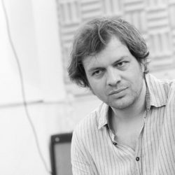 Jérôme Bonnetin – Le Mouv' : Radio France