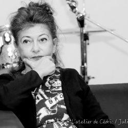 Isabelle Lazzarini - Ministère de la Culture