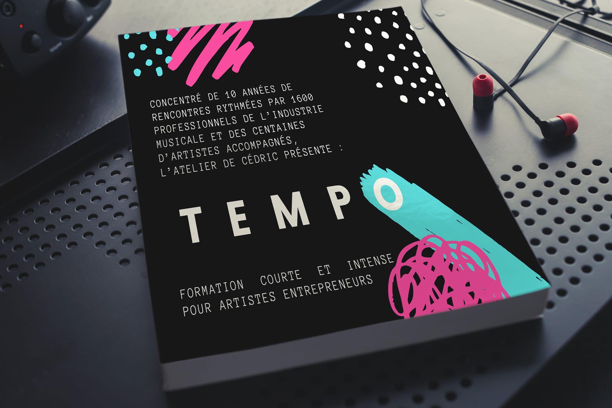TEMPO - Formation pour Artistes entrepreneurs